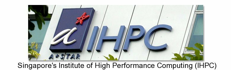 Singapore's Institute of High Performance Computing (IHPC)