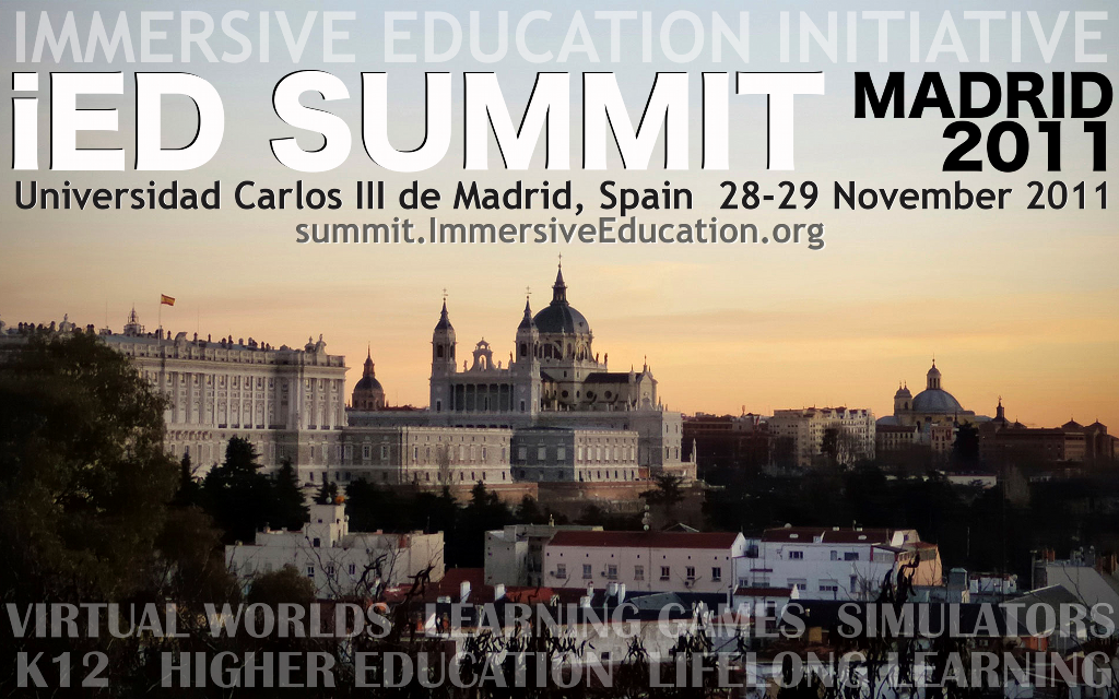 iED SUMMIT MADRID